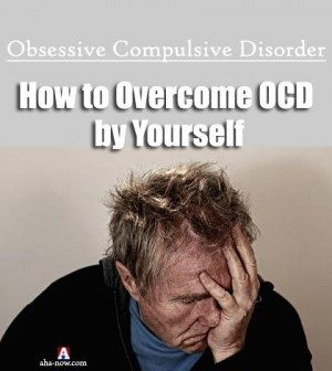 Man Dealing with OCD - How to Overcome OCD