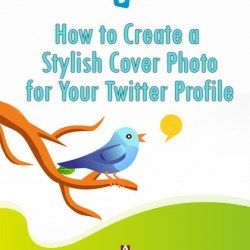 How to Create a Stylish Twitter Cover Photo (Tutorial)