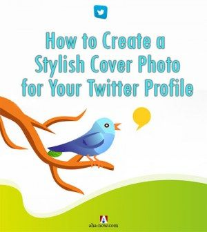 How to Create Stylish Header Photo for Your Twitter Profile
