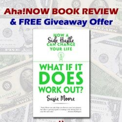 Book Review & FREE Giveaway – Susie Moore's What If It DOES Work Out?