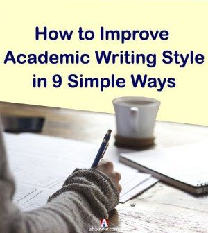 6 ways to improve your writing skills for IELTS