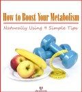 Food and exercise to boost your metabolism