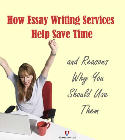 Essay writing help services