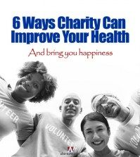Ways Charity Can Improve Your Health