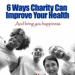 6 Ways Charity Can Improve Your Health
