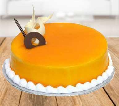 Juicy Mango Cake