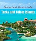 Turks and Caicos Islands resort and sea