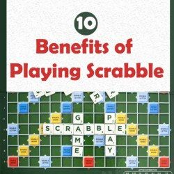10 Benefits of Playing Scrabble