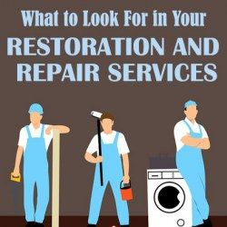 What to Look For in Your Restoration and Repair Services