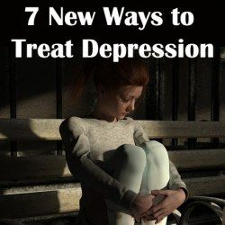 7 Groundbreaking New Ways to Treat Depression