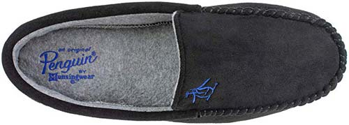 Penguin Mens Slippers