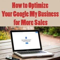 How to Optimize Your Google My Business for More Sales