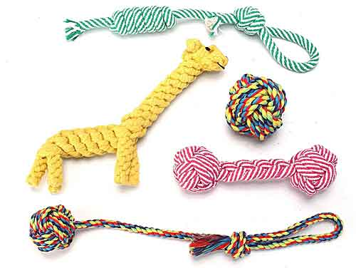 Rope Chews for Dogs
