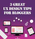 Website UX design variations
