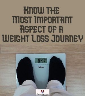 A person standing on a weighing machine to measure weight loss
